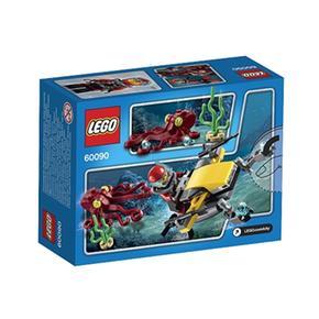60090 Vehículo City Submarina Lego Exploración De lF5K1ucTJ3