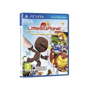 Ps Vita – Littlebigplanet Marvel Super Heroes Edition