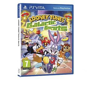 Ps Vita – Looney Tunes: Galactic Sports