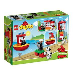 Duplo El 10591 Barco De Lego Bomberos CxsrtdQh