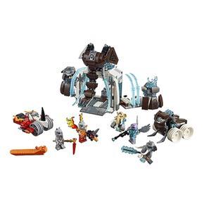 Chima Of Del Mamut70226 Helada La Fortaleza Legends Lego lFKcJT1