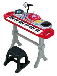 Taburete Piano Con Electrónico Banda La FuJ3KTl1c5