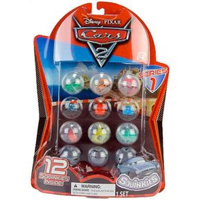 Coleccionables Squinkies Serie Surtido Cars 1 nwPON80kX