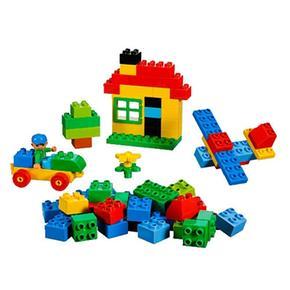 Duplo Cubo Lego De 5506 Ladrillos Grande fyYbg67