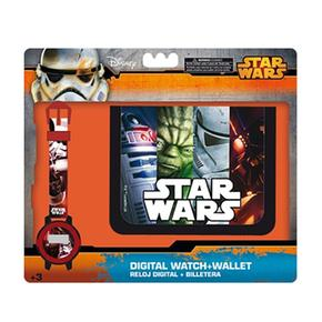 Wars Star Star Wars Set RelojBilletero shCtrxQd