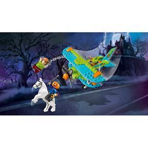 Aventuras En doo Avión 75901 El Del Scooby Misterio Lego v67gfybY