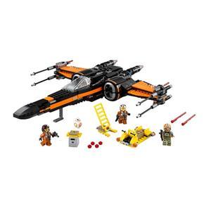 75102 Poes Lego Wars wing Star Fighter X KJ3l1uFcT