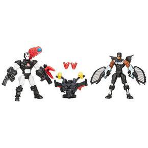 Wars Machine Hero Masher Y Marvel Falcon Super PXkZiuO