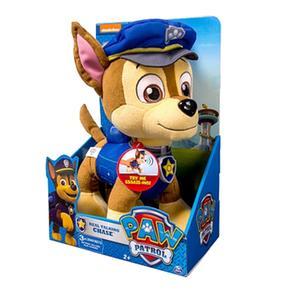 Patrulla canina chase peluche parlanch n - Munecos patrulla canina ...