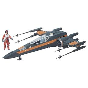Vehículo X Fighter Class Iii 9 Star Poe Wars wing Cm S A43jL5R