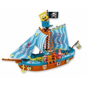 Water Bob Of Pirata Out Barco Esponja CeWroBdx