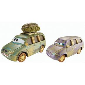 Mini The Lost 2 In Van Y Pack Coches Desert Cars MSzpqVU