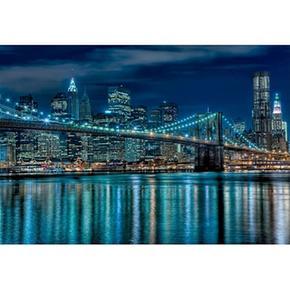 Puzzle Educa Borrás Manhattan De Piezas Noche 1000 ywO8nmN0v