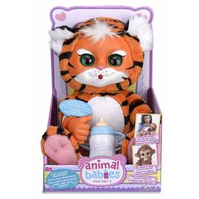 Babies Animal Electrónico Tigre Peluche 36 Cm cRjLAqS354