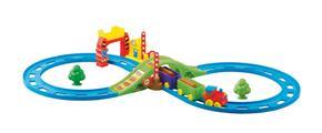 Infantil Nenittos Tren De Pista Mi soQdxBthCr