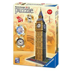 - Big Ben 3d Con Reloj Ravensburger