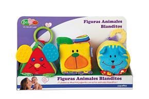 Bebe Vip Figuras Animales Blanditos