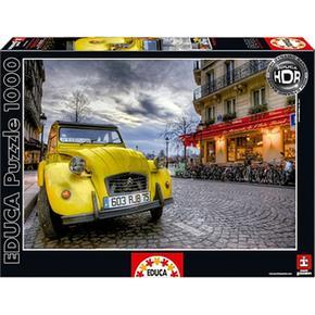 Educa Borrás – Puzzle 1000 Piezas – Atardecer En París