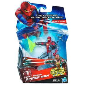 Mission Figura De man Night Cm Acción 9 Spider 6vIgybYf7
