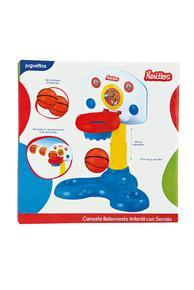 Nenittos Canasta Infantil Baloncesto Con De Sonido LzSVpUqMG