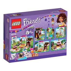 Cumpleaños Friends Fiesta De 41110 Lego 0wXNP8ZOkn