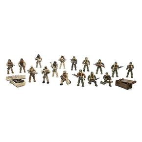 16 Figuras Call Bloks Duty Pack Mega Of oerdxCB