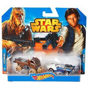 Star Han Hot Wheels Personajes Solo Y De Chewbacca Coches Wars TKcl1JF