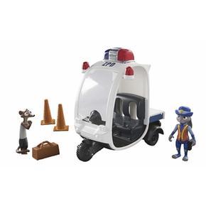 Vehículo Con Zootrópolis Básico Figuravários Modelos 4RjLA5
