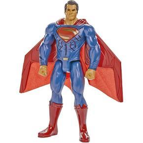 Sonidos Batman Luces Figura Deluxe Superman Vs Con Y LAc35j4RqS