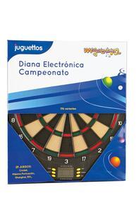 Score Megaventura Electrónica 301 Diana Juegos Con 25 EHID29W