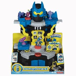 Dc Fisher Batcueva Price Imaginext Transformable wPnk80O