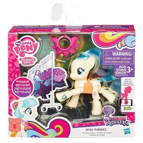 Little Con Articuladas Accesorios Pony Pommel Miss Amiguitas My H9E2ID