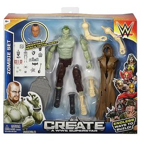 Undertaker Crea Wwe Tu Superestrella Pack 8OXPw0nk