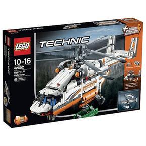 Lego Technic – Helicóptero De Transporte Pesado – 42052