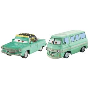 Cars Y Rusty Dusty 2 Pack Coches m8N0wvn