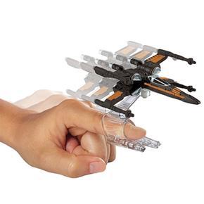 X Star Fighter wing Hot Wheels Wars BeCoWrdx