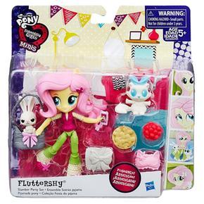 Girl Little Equestria Con Fluttershy My Accesorios Pony Mini PwXnOkN80