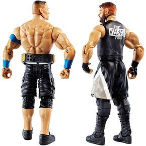 Wrestling Wwe Vs 2 Kevin Cena Pack John Owens Figuras N0mnw8