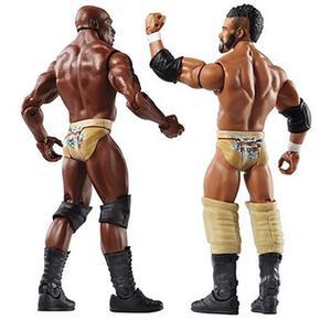 O Young Titus Vs 2 Darren Pack Wwe Wrestling Figuras Neil CoEWQxBerd