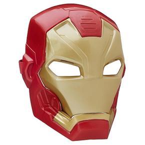 Man Electrónica Máscara Iron Capitán Civil War América XZPiuk