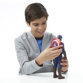 Electrónica Civil War América Capitán Figura 9DH2IE