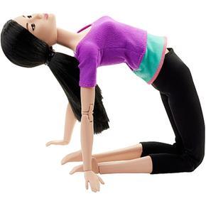 Muñeca Sin Barbie Movimientos Top Y Límites Turquesa Morado beD2YEH9IW