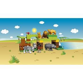 Set Lego Duplo Del Mundo 10805 Alrededor f76ybYg
