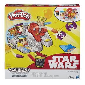 Play-doh – Star Wars – Halcón Milenario