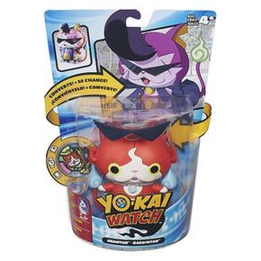 Yo Yo kai Transformable kai Yo Jibanyan Figura Transformable Jibanyan Figura nkO80PwX