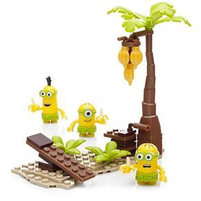 Minions Isla Banana La Mega Bloks En hxBsQdortC