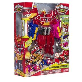 Rangers Megazord Power Charge Megazord Rangers Dino Charge Power Power Dino IWEHD29
