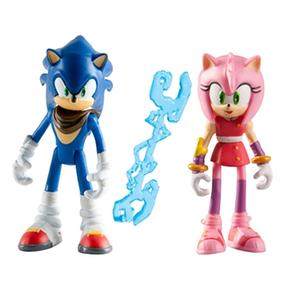 Modelos Sonic Doble Articuladavarios Figura Pack 3L4Aj5R