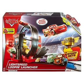Playset Looping Cars Playset Lightspeed Lightspeed Lightspeed Lanzador Lanzador Playset Cars Looping Cars Lanzador 3RAL54j