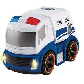 Camión De Camión Policía Bruin Bruin De 3RAq4L5j